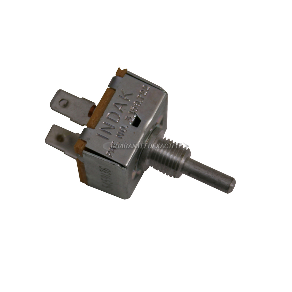 HVAC Heater Control Switch