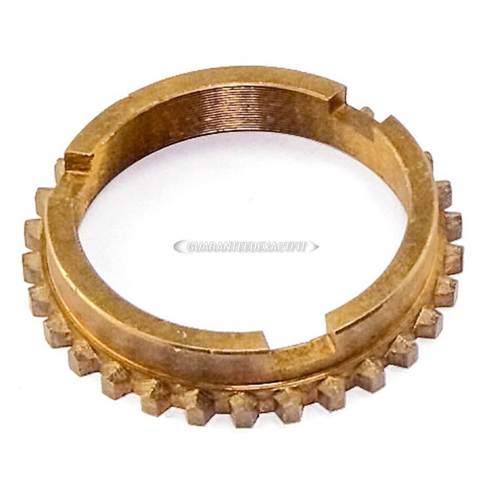 Manual Transmission Blocking Ring