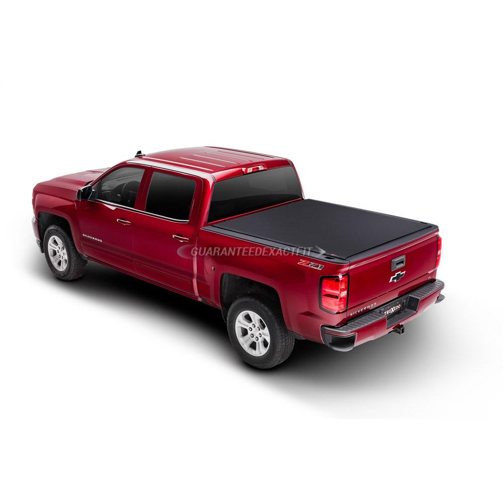 Truxedo Pro X15 Tonneau Cover 1443101 Buy Auto Parts