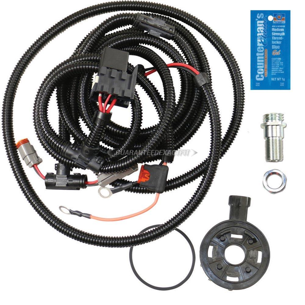 Fuel Heater Kit
