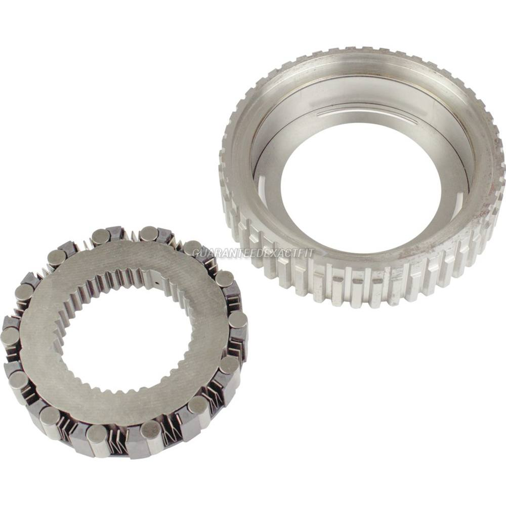 Automatic Transmission Clutch Sprag
