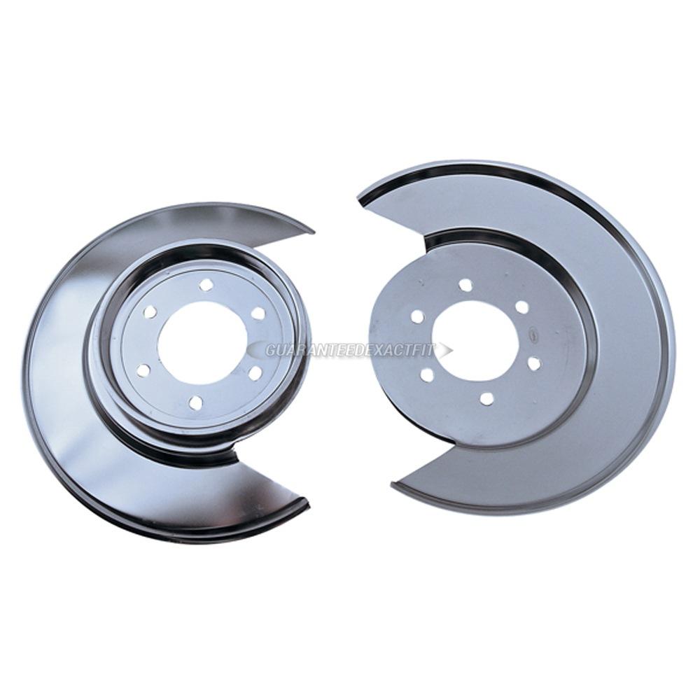 Wheel Dust Shield