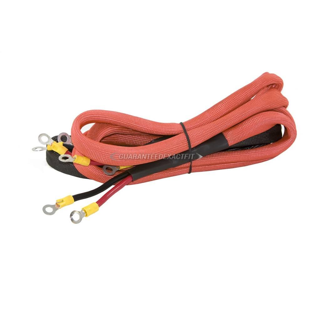 Winch Wiring Harness