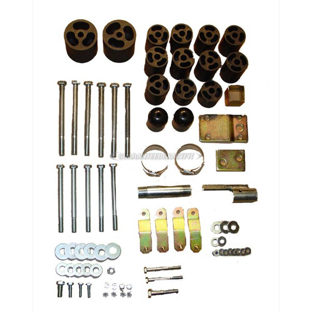 Suspension Body Lift Kit