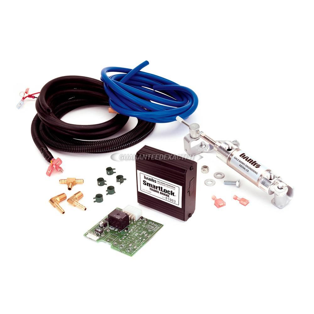 Transmission Brake Kit