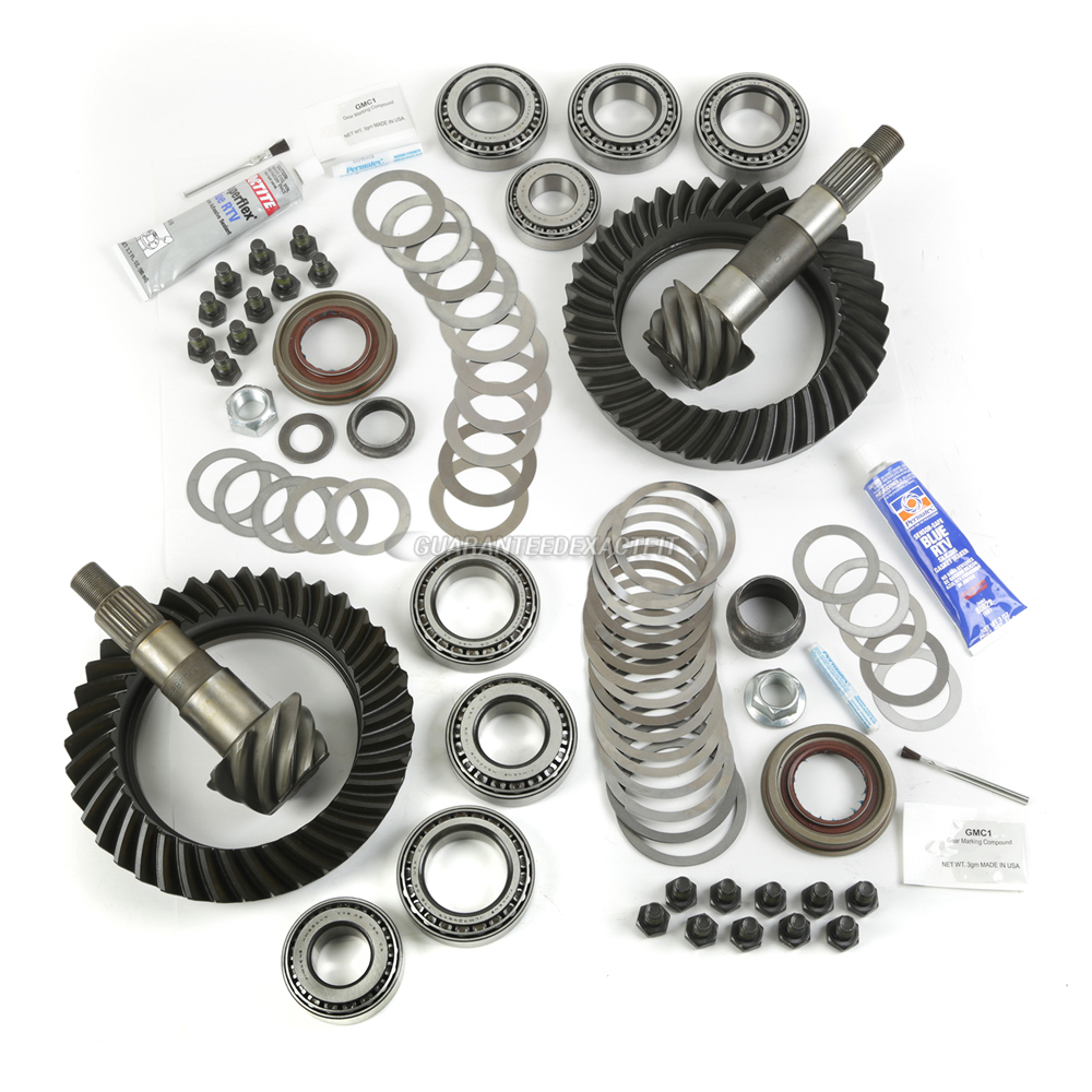 Alloy USA 360006 Ring and Pinion Set