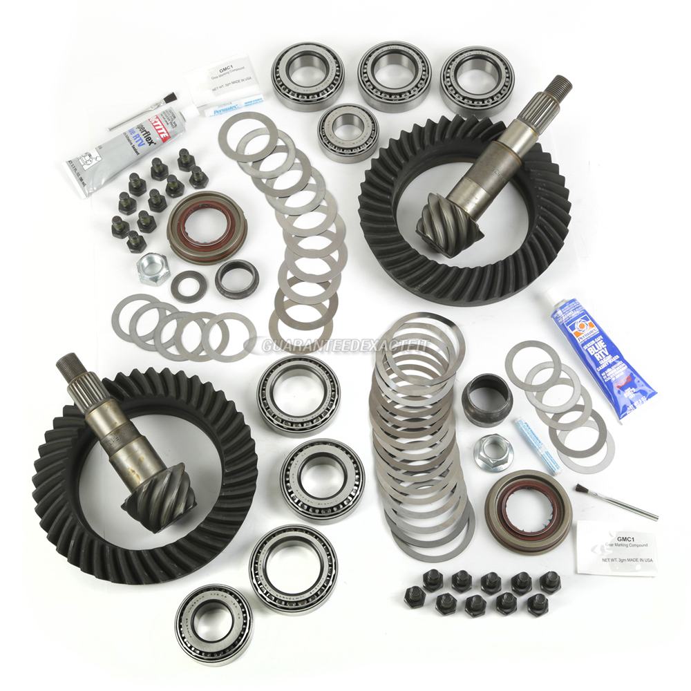 Alloy USA 360008 Ring and Pinion Set