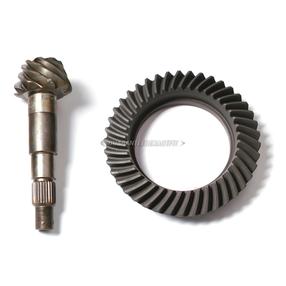 Alloy USA D35456 Ring and Pinion Set