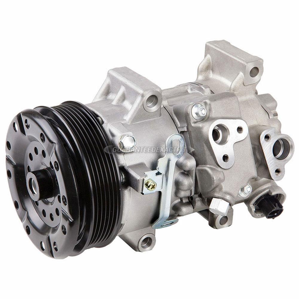 A/C Compressor 60-02374 NA