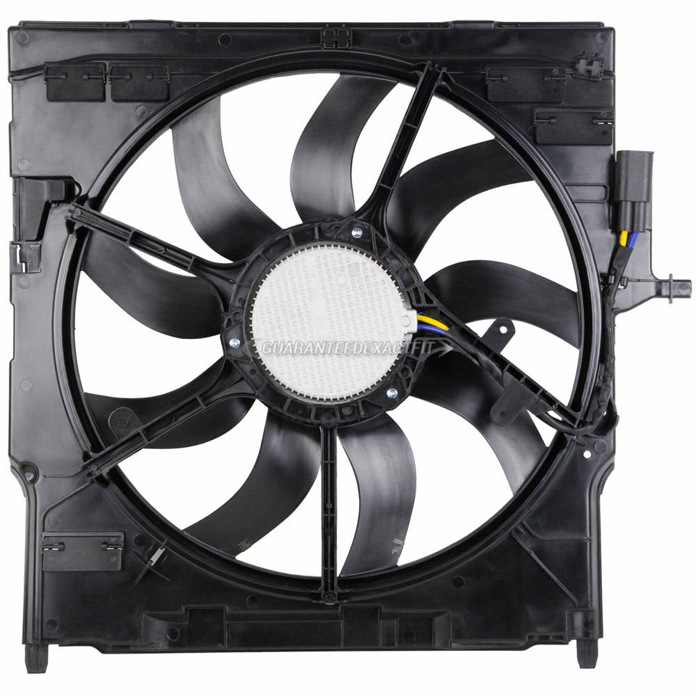 BuyAutoParts 19-21137AN Cooling Fan Assembly
