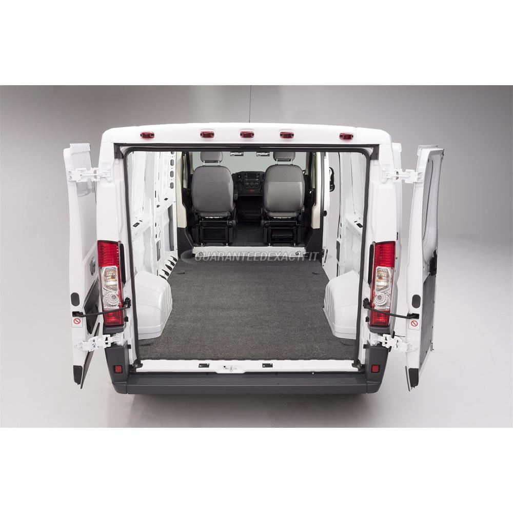 TRANSIT Long Wheel Base EXT BedRug VanTred  VTFT15LE fits 15