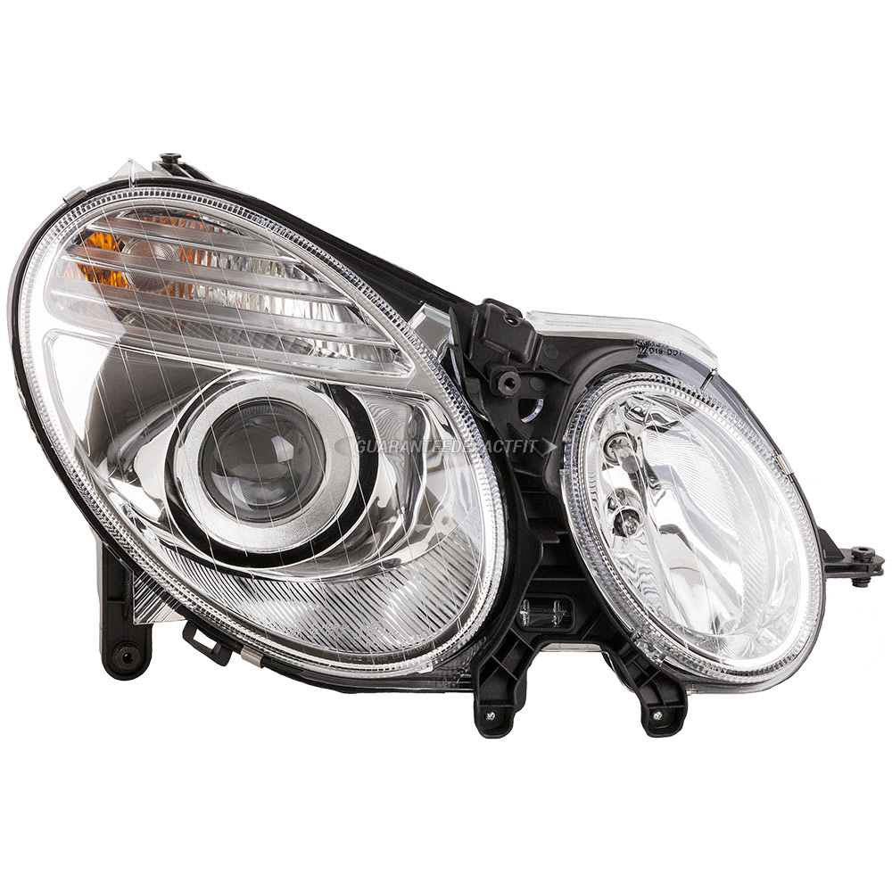 Mercedes Benz E300 Headlight Assembly