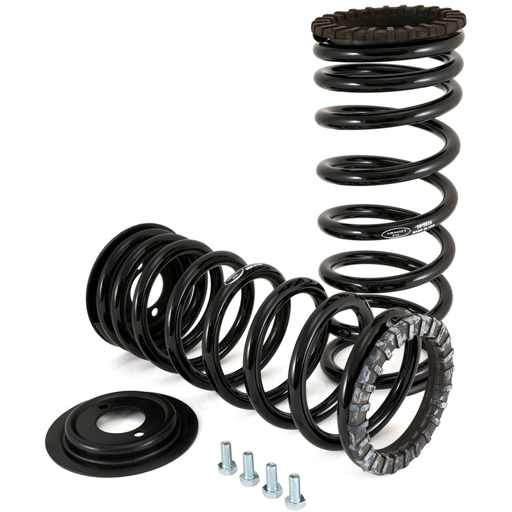 2001 Land Rover Discovery Coil Spring Conversion Kit Rear