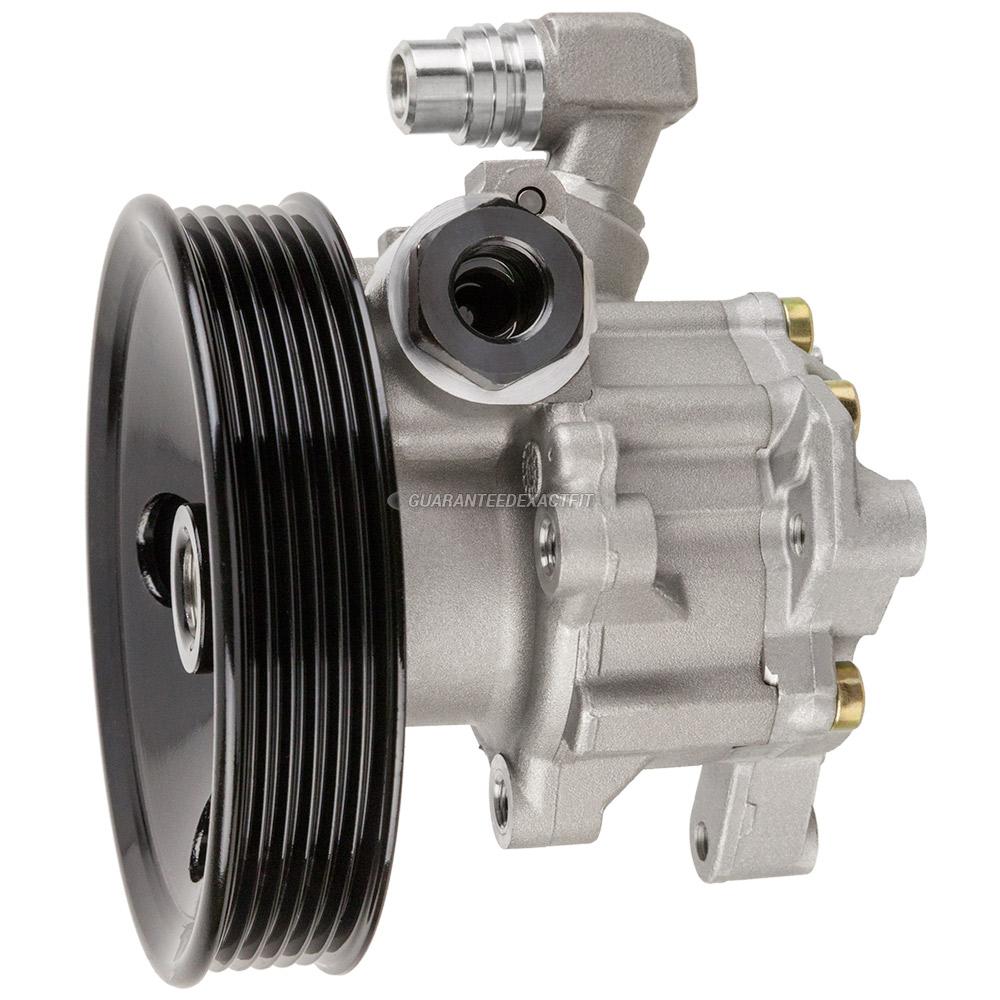 2005 Chrysler Crossfire Power Steering Pump Naturally