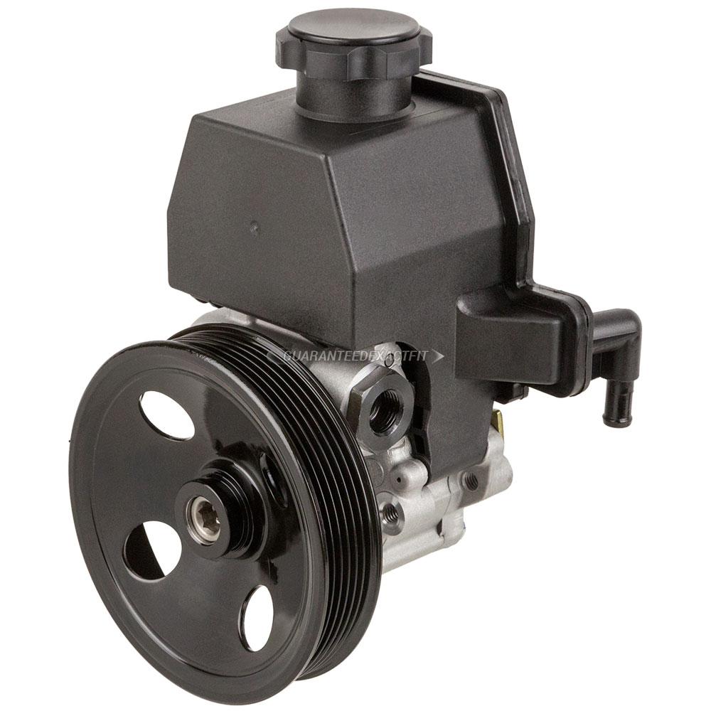 Mercedes_Benz C220 Power Steering Pump
