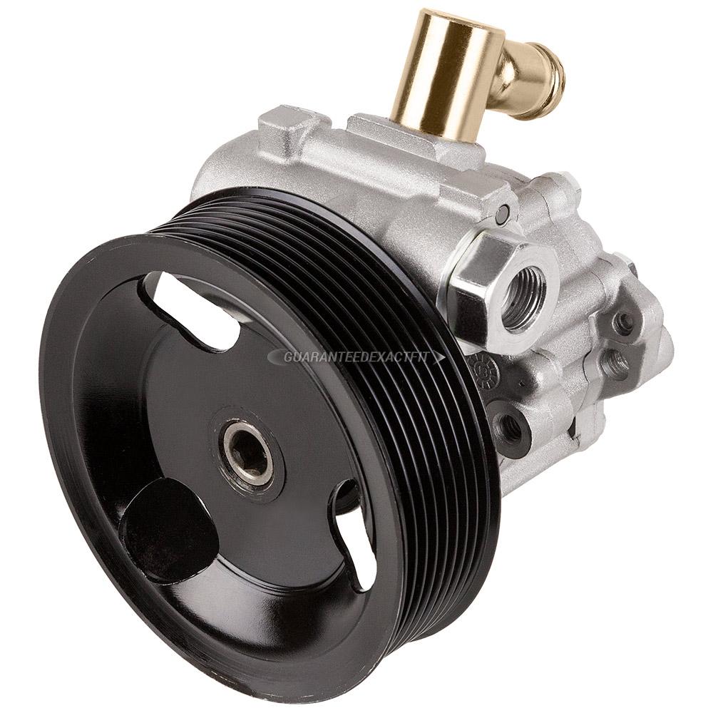 Mercedes_Benz R320 Power Steering Pump