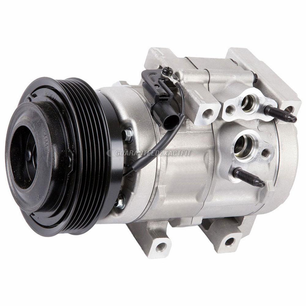 Kia Sorento New OEM Compressor w Clutch