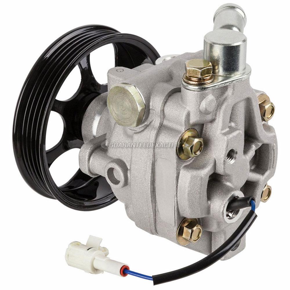Buyautoparts 86 01593an Buy Auto Parts Subaru Power Steering Pump