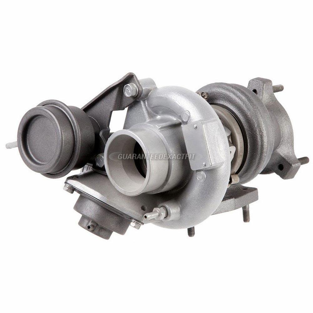1996 Volvo 850 Turbocharger 2 3l Engine 40