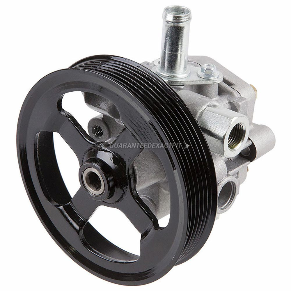 Power Steering Pump 86-01260 AN