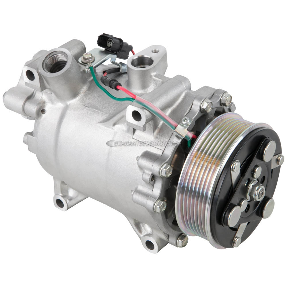 AC Compressor /& A//C Clutch For Subaru Forester 2011 2012 2013 BPF