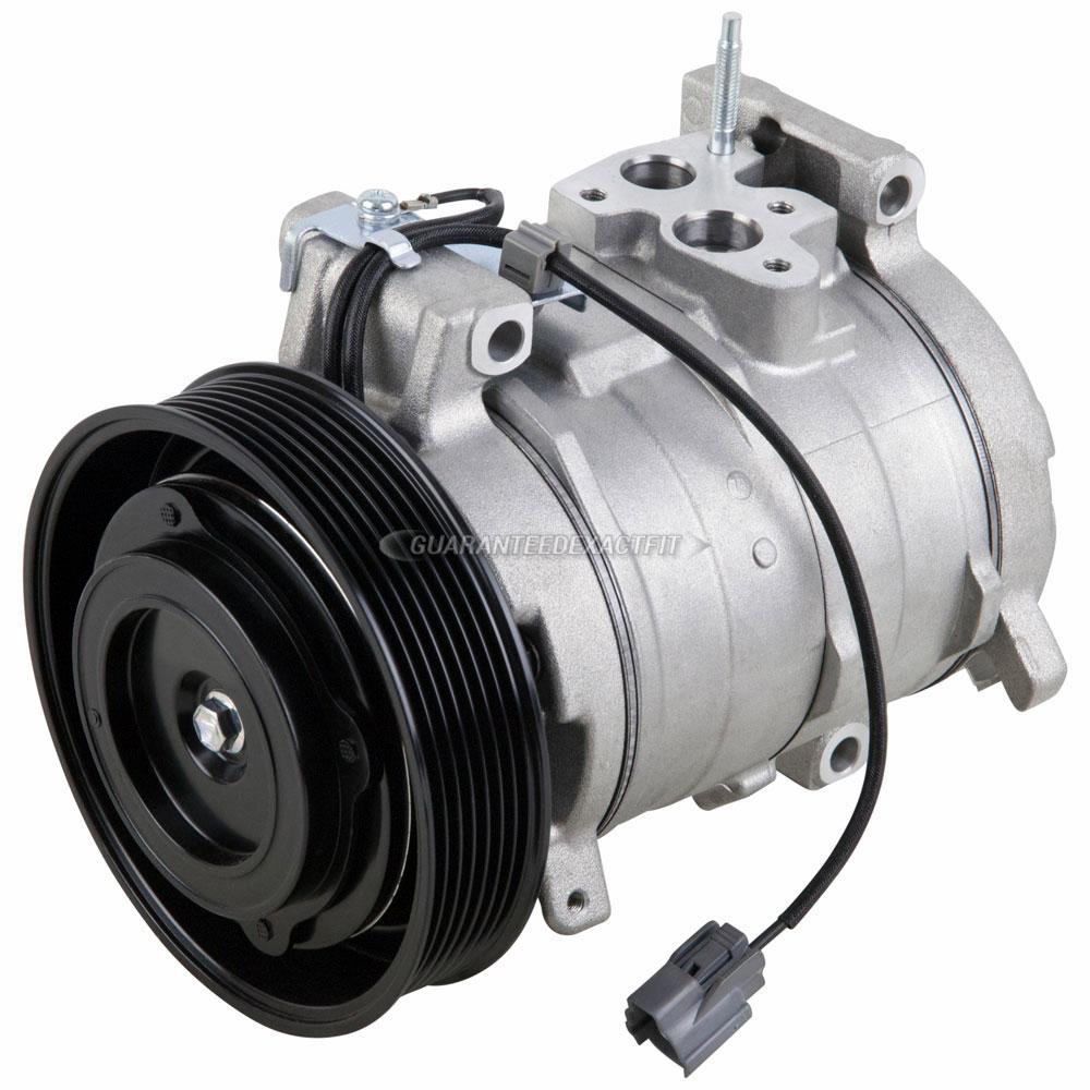 Ac Compressor  U0026 A  C Clutch For Honda Accord 2003 2004 2005