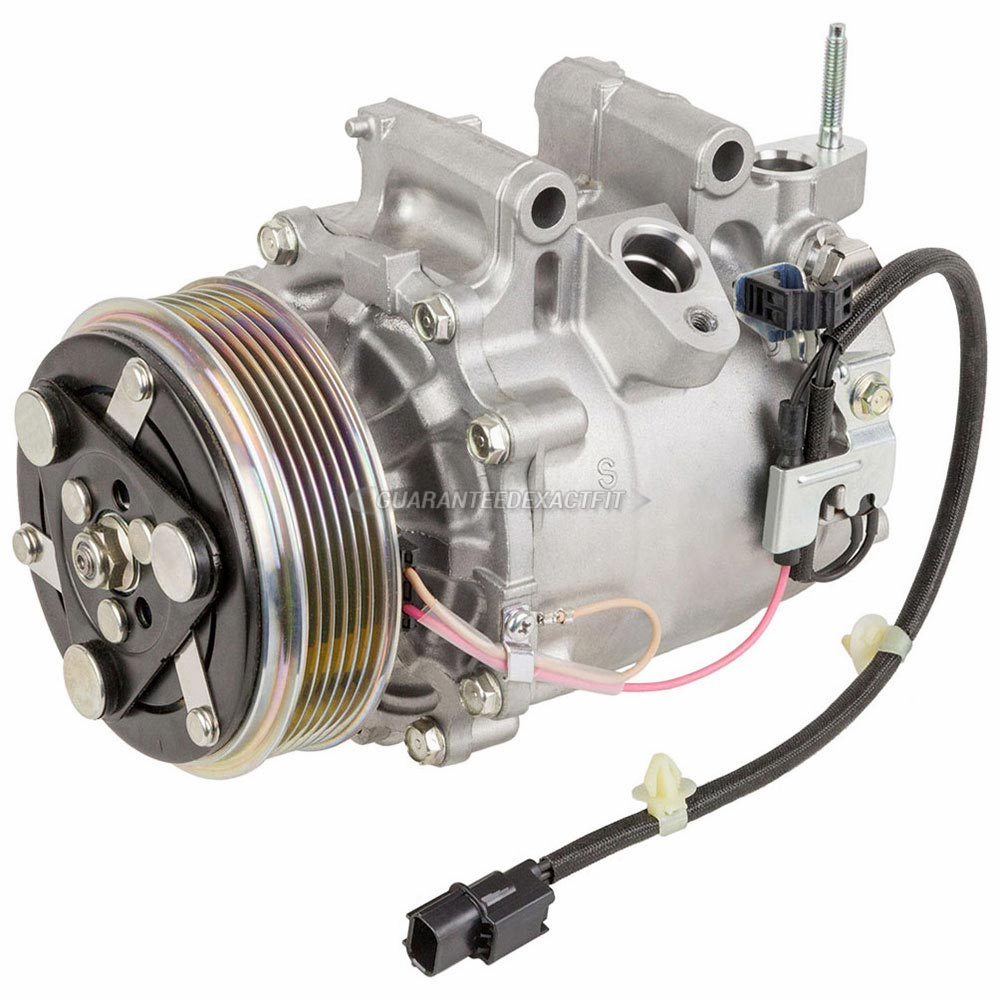 For Honda Civic & Acura ILX OEM AC Compressor & A/C Clutch