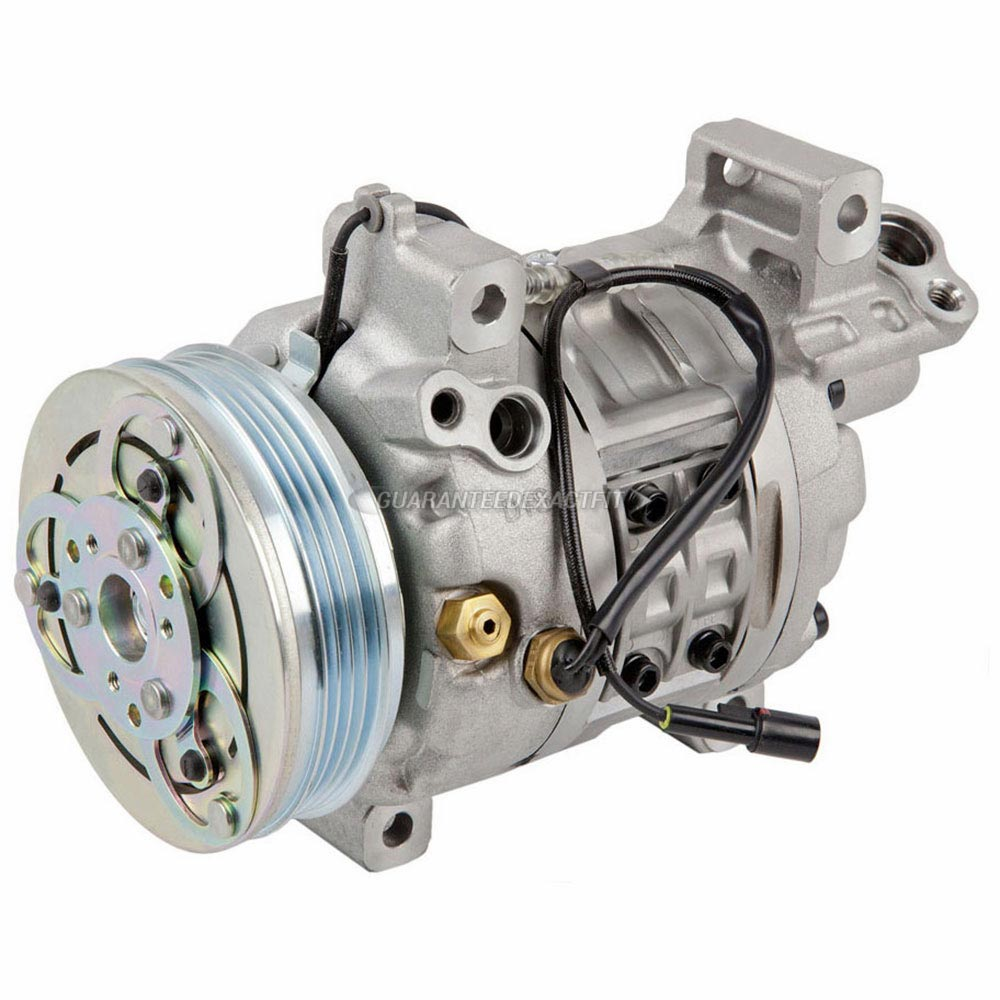 Acura SLX Remanufactured Compressor w Clutch