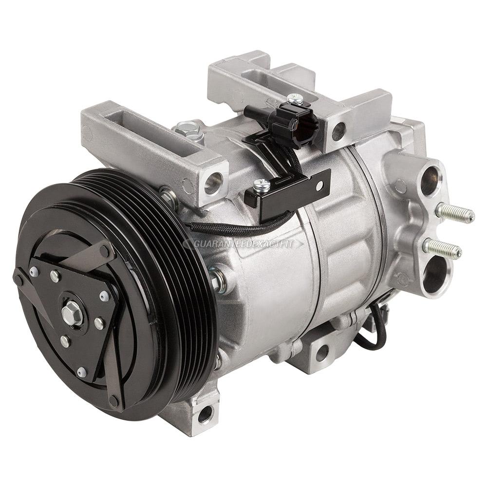 2006 Infiniti M45 A  C Compressor All Models 60