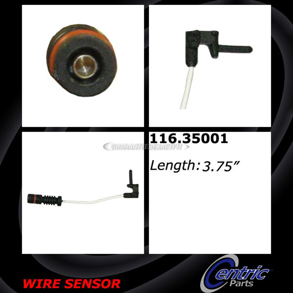 Mercedes Benz 300D Brake Pad Sensor