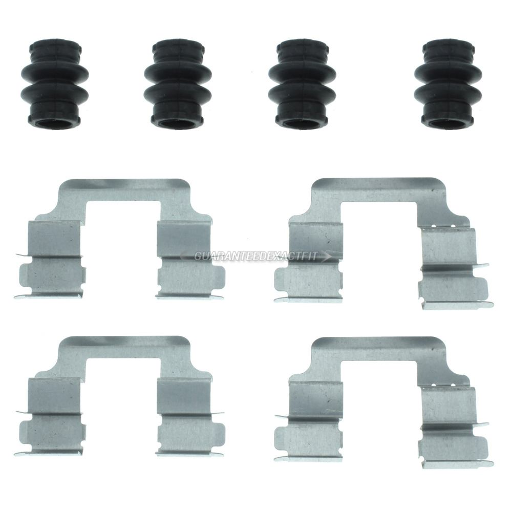 Land Rover Range Rover Disc Brake Hardware Kit
