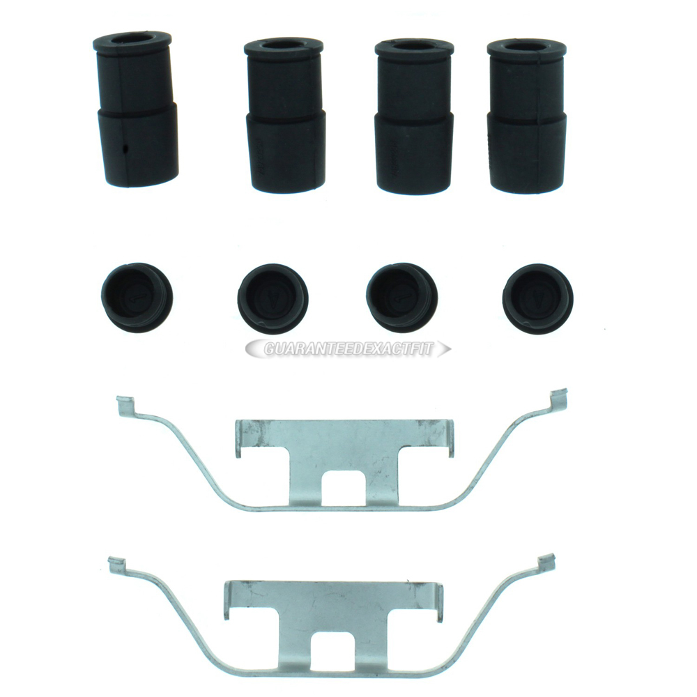 BMW 535i Disc Brake Hardware Kit