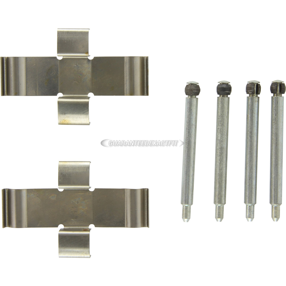 Mercedes Benz 190DC Disc Brake Hardware Kit