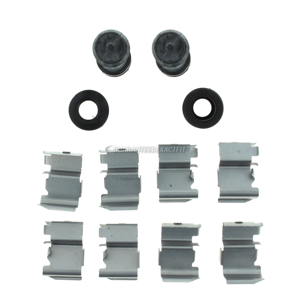 Lincoln MKX Disc Brake Hardware Kit