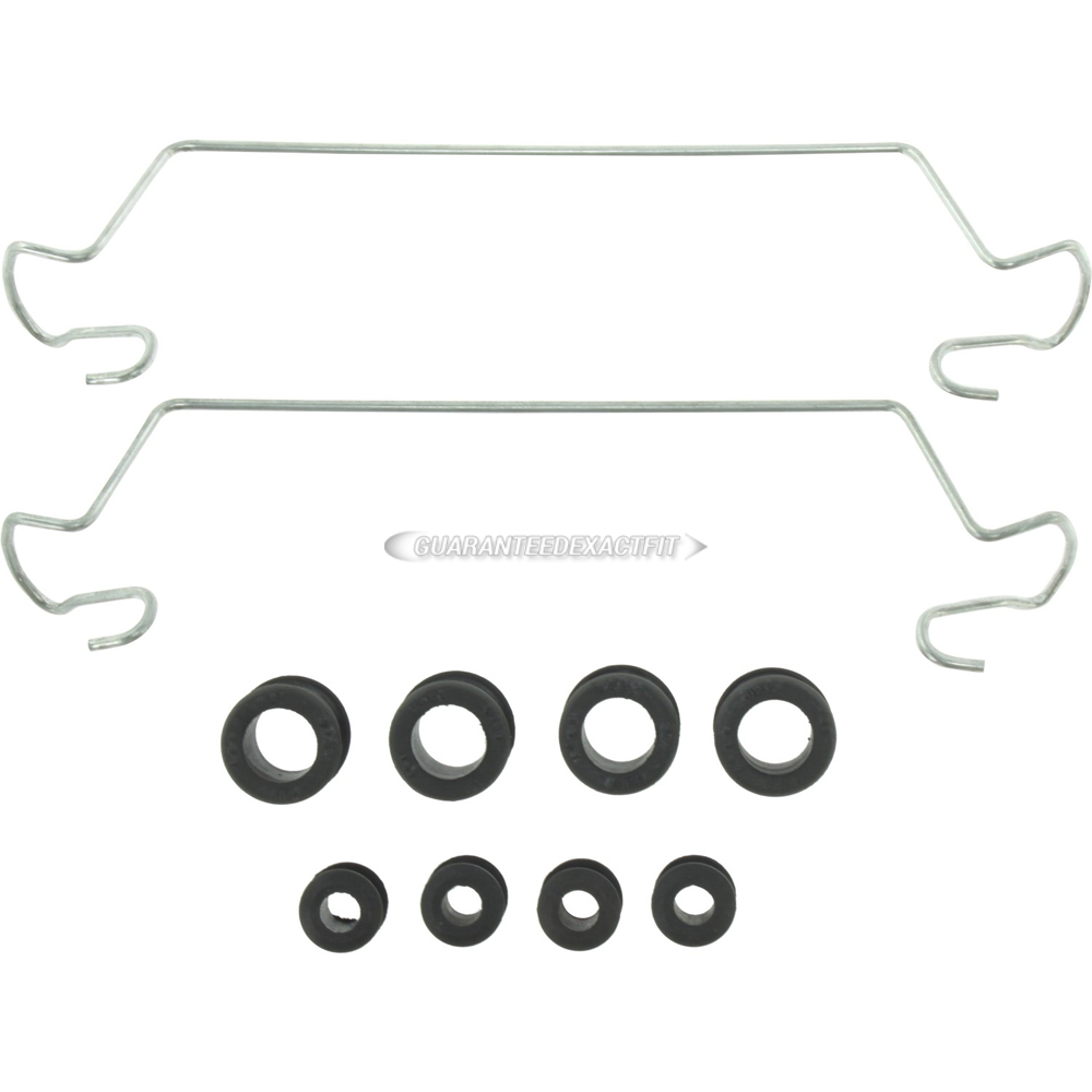 AMC Javelin Disc Brake Hardware Kit