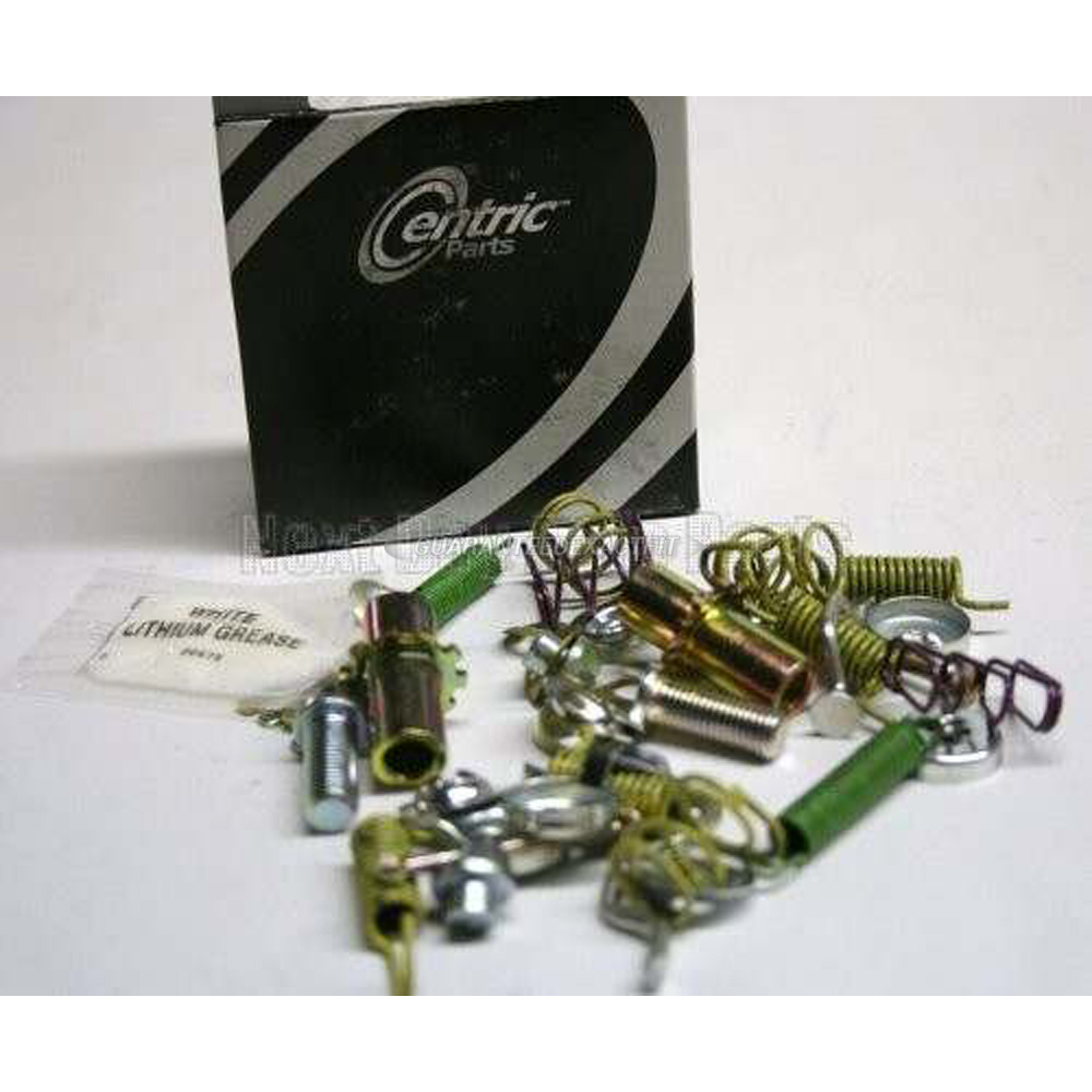AMC Rebel Drum Brake Hardware Kit