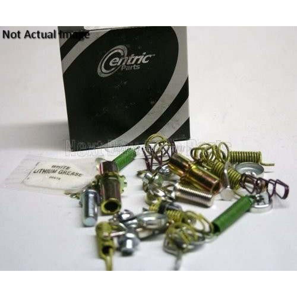 Centric Brake Hardware Kit Rear New for Toyota Matrix Pontiac 118.62031