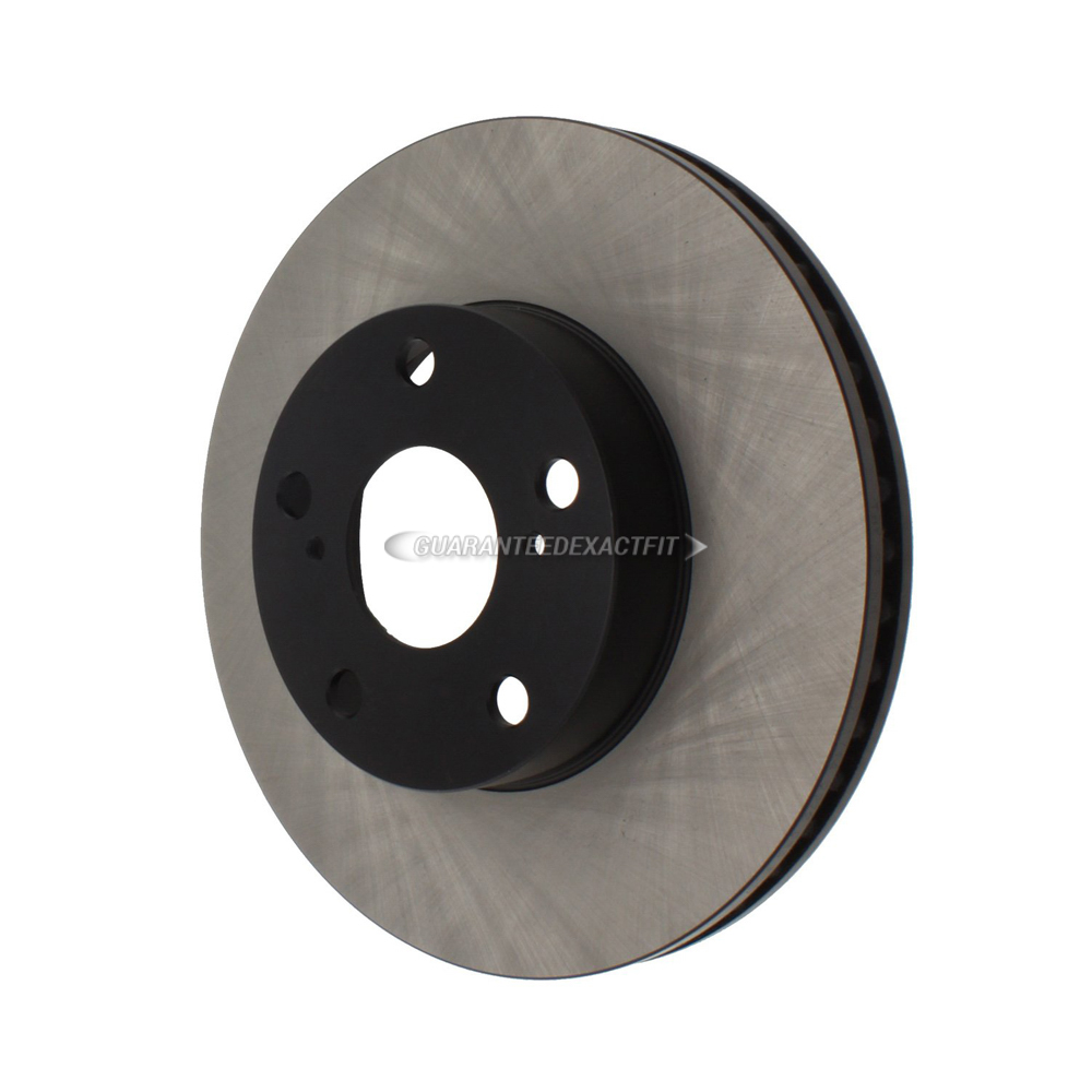 Centric Parts 120.44136 Brake Rotor