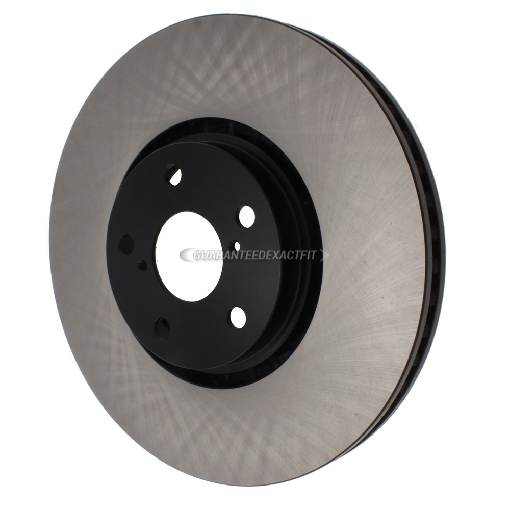 Centric Parts 120.44155 Brake Rotor