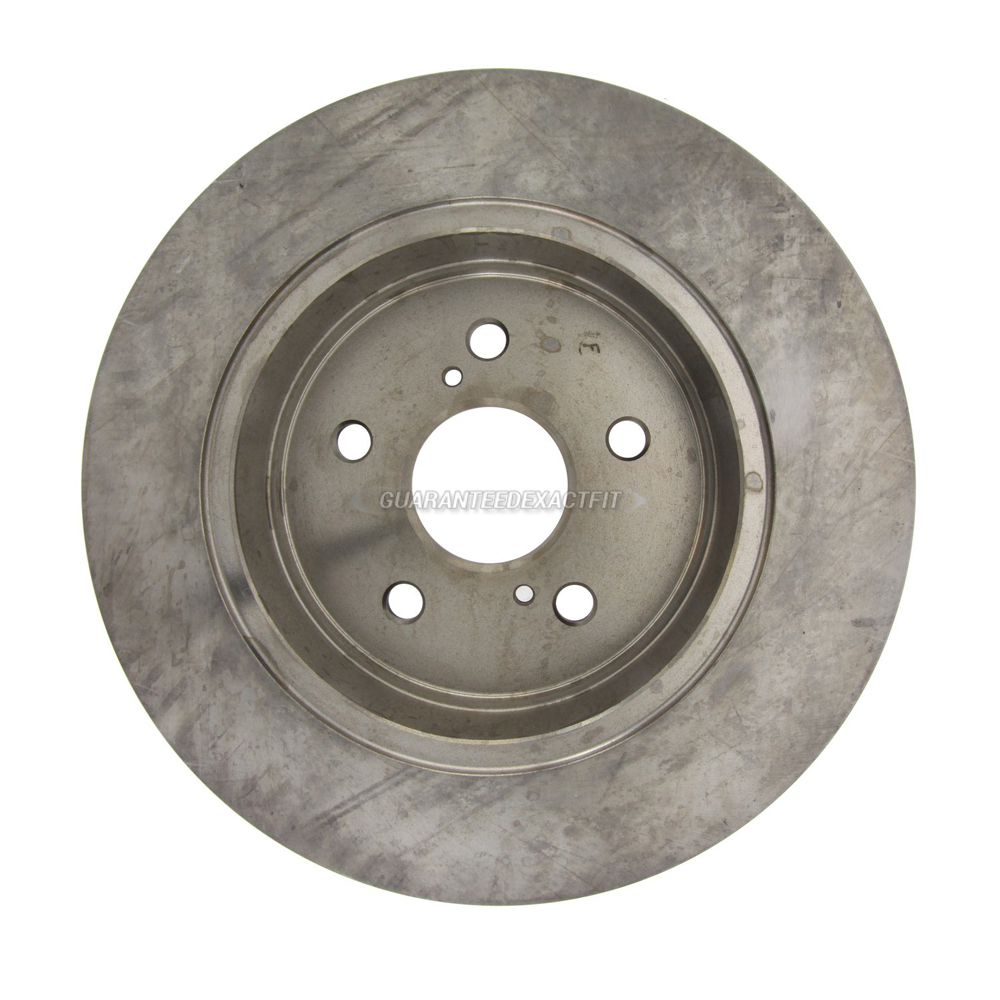 Centric Parts 120.44195 Brake Rotor