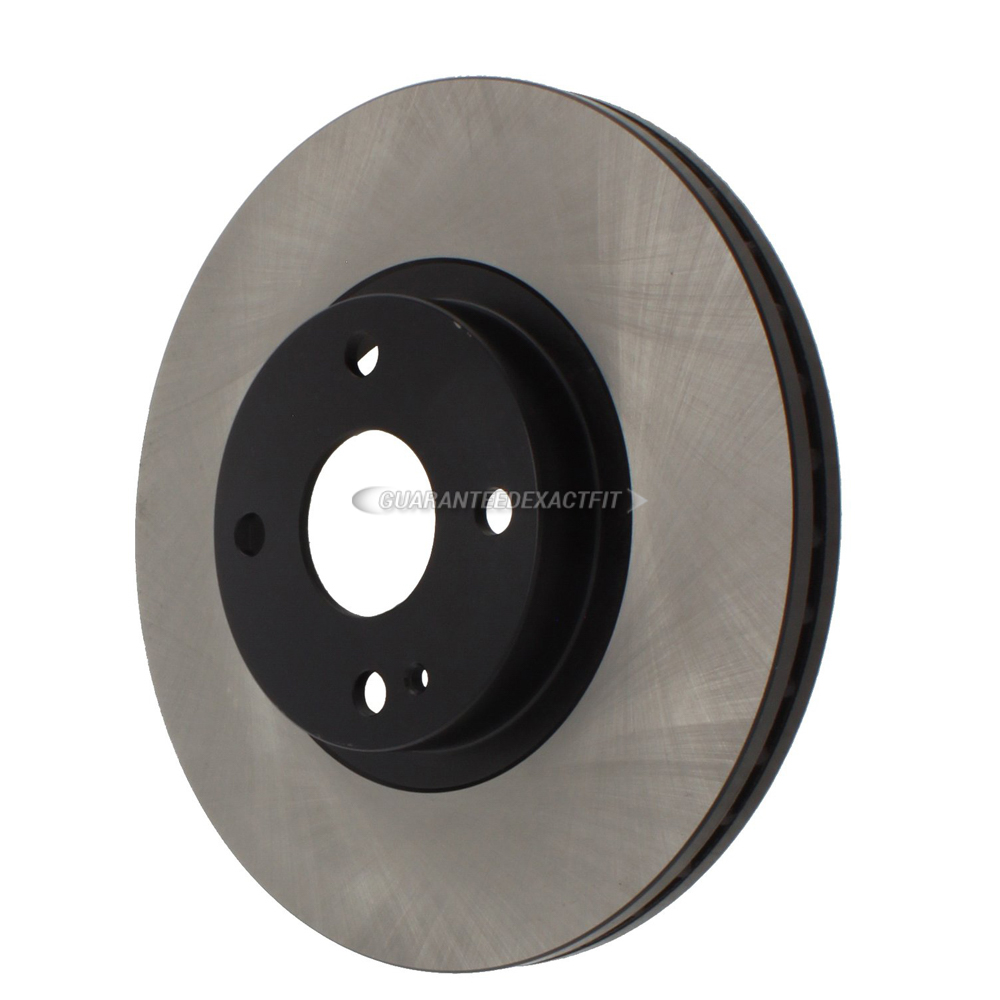 Centric Parts 120.45061 Brake Rotor
