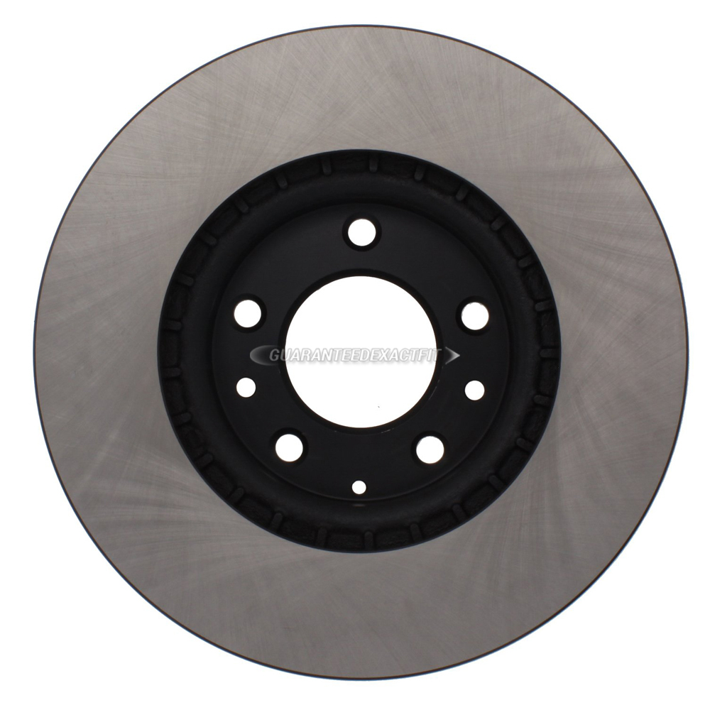 For 2007 2008 2009 2010 2011 2012 MAZDA CX-7 Front And Rear Brake Disc Rotors