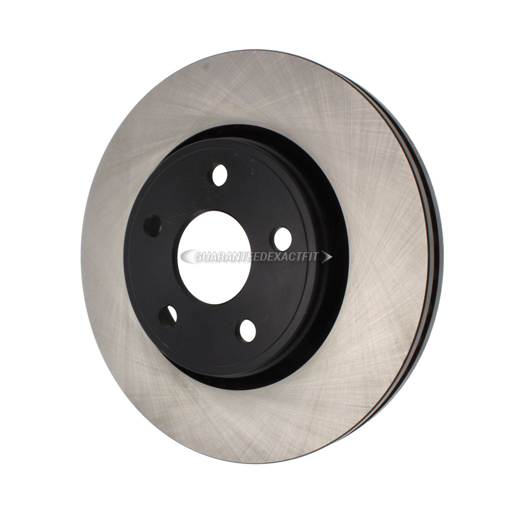 Centric Parts 120.58006 Brake Rotor
