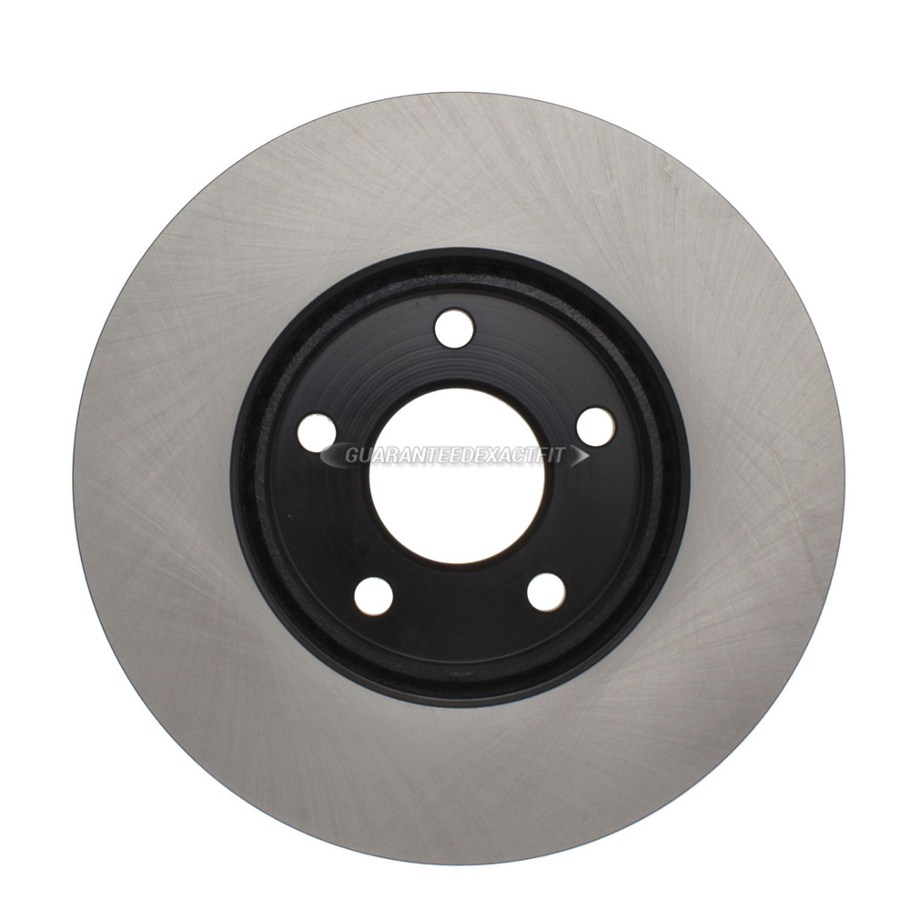 Centric Parts 120.62095 Brake Rotor