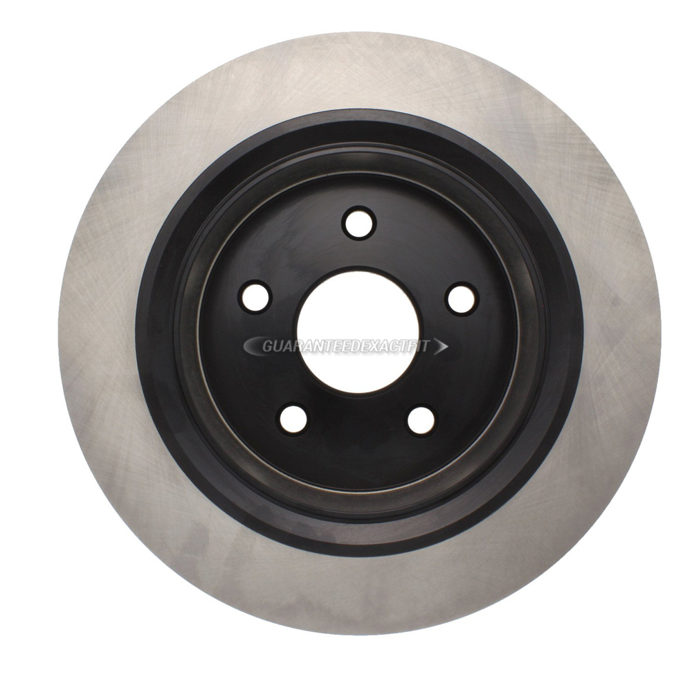 Centric Parts 120.67054 Brake Rotor