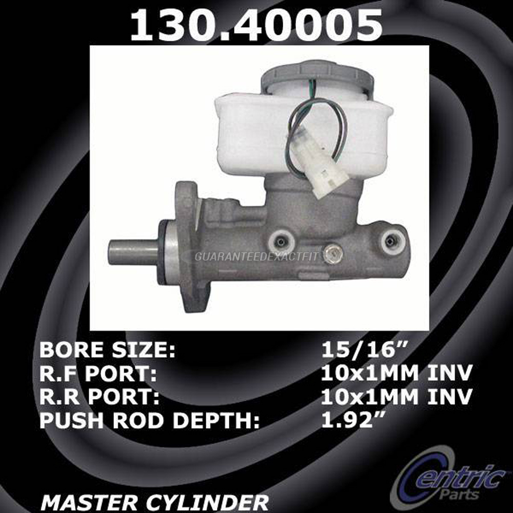 Acura Legend Brake Master Cylinder Parts, View Online Part ...
