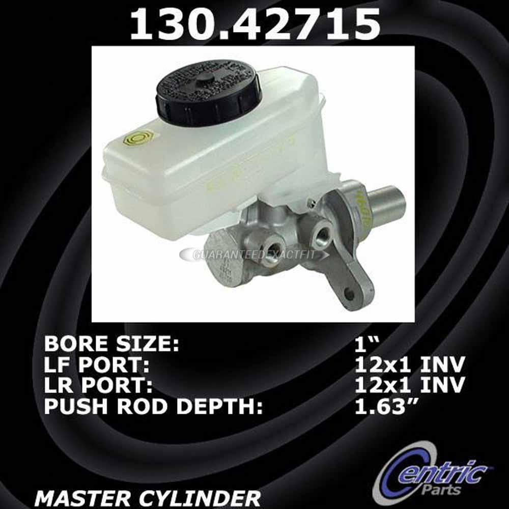 Centric 130.44918 Brake Master Cylinder