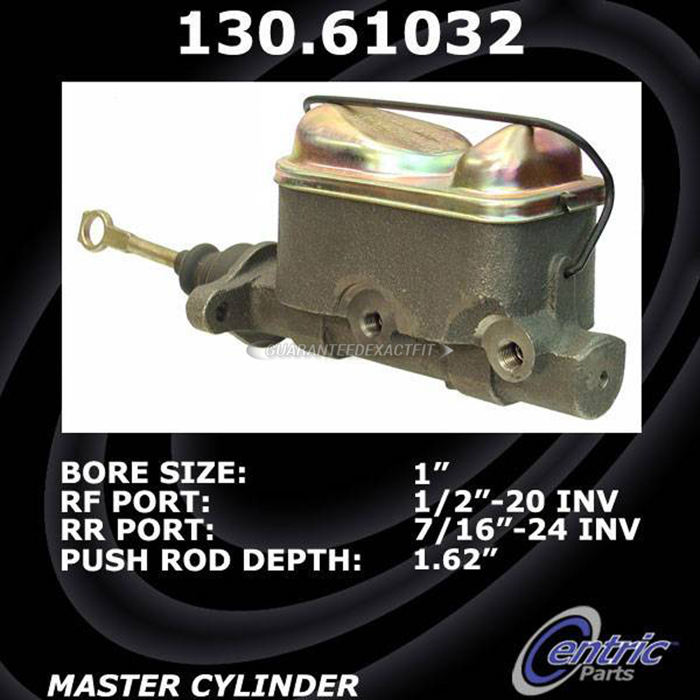 1995 Lincoln Town Car Brake Master Cylinder