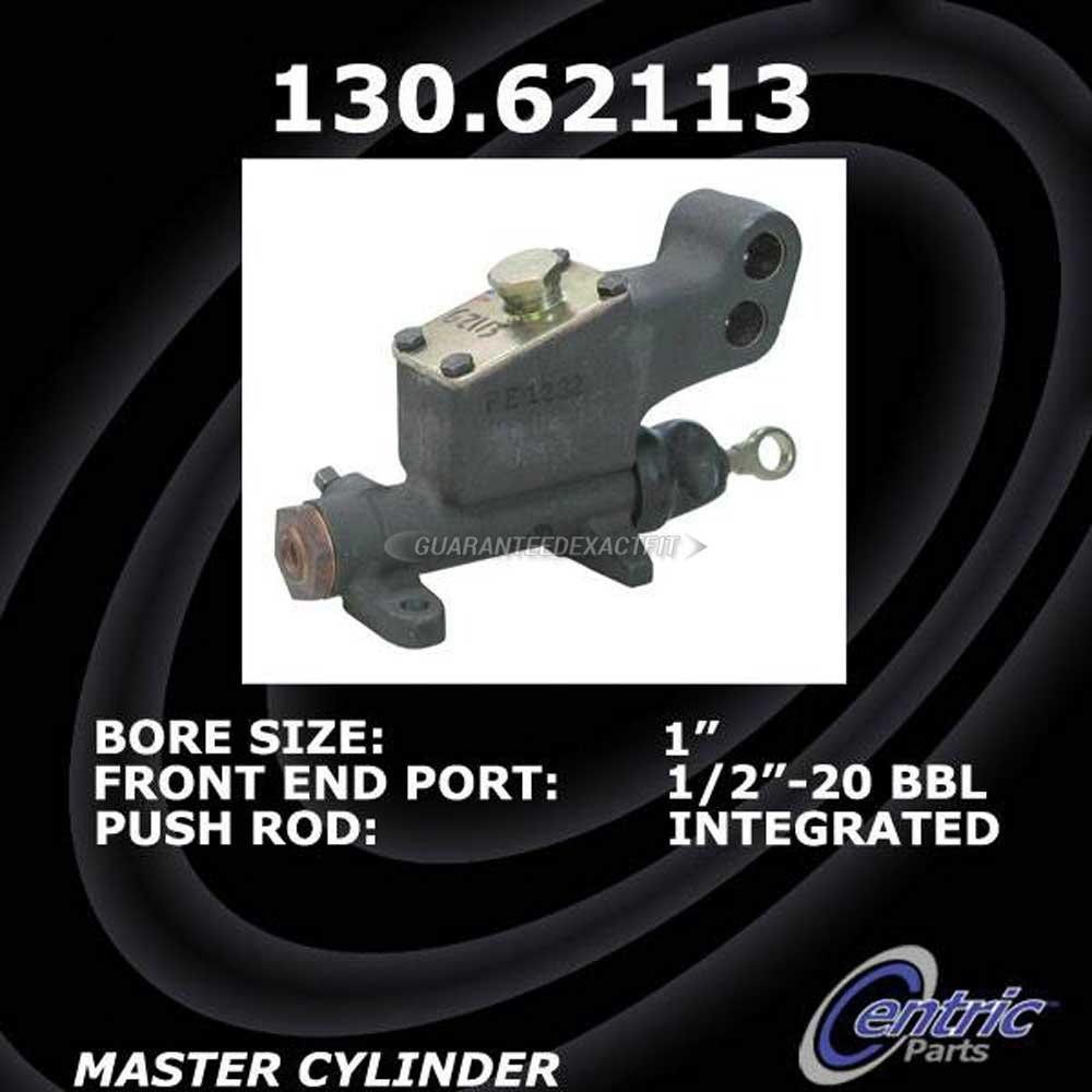 Centric New Brake Master Cylinder Chevy Styleline Chevrolet Deluxe Fleetline