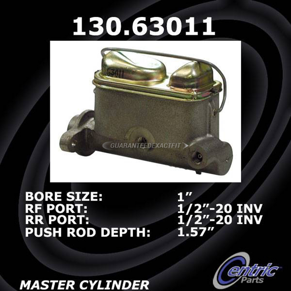 AMC Marlin Brake Master Cylinder